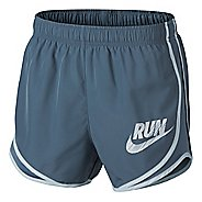 Womens Nike Dry Tempo GX Unlined Shorts - Armory Blue M