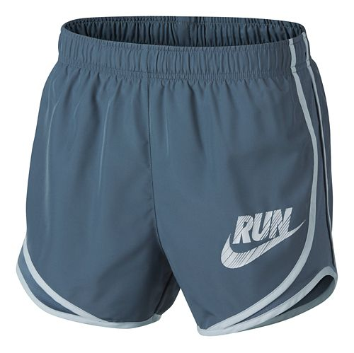 Womens Nike Dry Tempo GX Unlined Shorts - Armory Blue XL