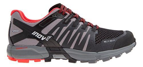 Mens Inov-8 Roclite 305 GTX Trail Running Shoe - Black/Red 10