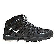 Mens Inov-8 Roclite 325 GTX Trail Running Shoe - Black/Grey 12