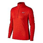 Womens Nike Dry Element Half-Zips & Hoodies Technical Tops