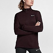 Womens Nike Therma Sphere Element Half-Zips & Hoodies Technical Tops