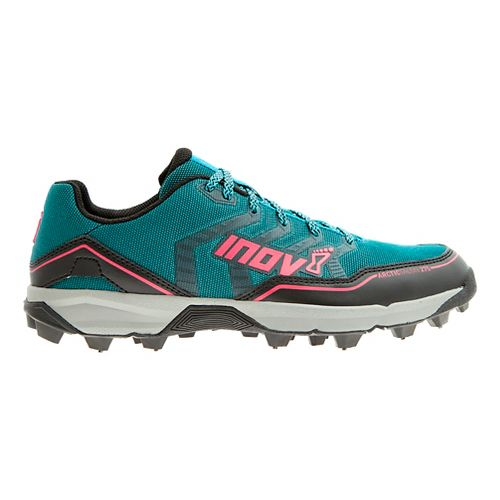 Womens Inov-8 Arctic Talon 275 (P) Trail Running Shoe - Teal/Pink 7.5