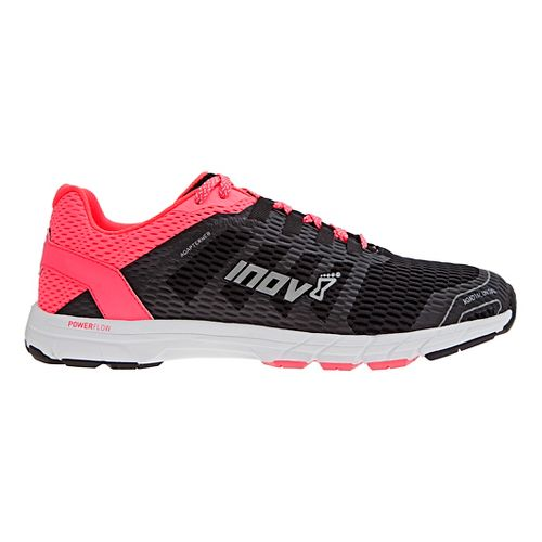 Womens Inov-8 Roadtalon 240 Running Shoe - Black/Pink 8.5