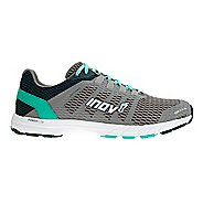Womens Inov-8 Roadtalon 240 Running Shoe - Grey/Navy/Teal 10