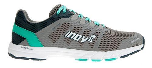Womens Inov-8 Roadtalon 240 Running Shoe - Grey/Navy/Teal 6.5