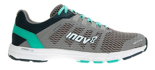 Womens Inov-8 Roadtalon 240 Running Shoe - Grey/Navy/Teal 7.5