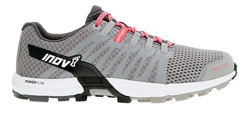 Womens Inov-8 Roclite 290 Trail Running Shoe - Grey/Pink 6