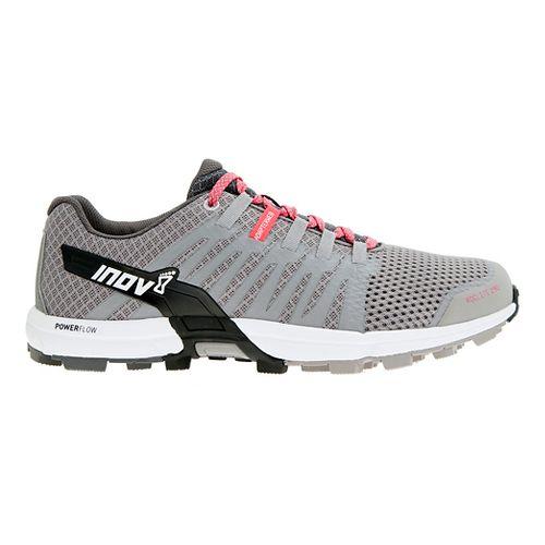 Womens Inov-8 Roclite 290 Trail Running Shoe - Grey/Pink 6.5