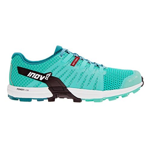 Womens Inov-8 Roclite 290 Trail Running Shoe - Teal/White 8