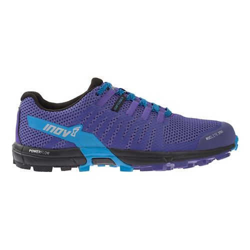 Womens Inov-8 Roclite 290 Trail Running Shoe - Purple/Blue 10