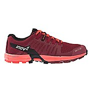 Womens Inov-8 Roclite 290 Trail Running Shoe - Red/Coral 7