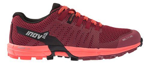 Womens Inov-8 Roclite 290 Trail Running Shoe - Red/Coral 9.5