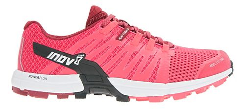 Womens Inov-8 Roclite 290 Trail Running Shoe - Pink/White 6.5