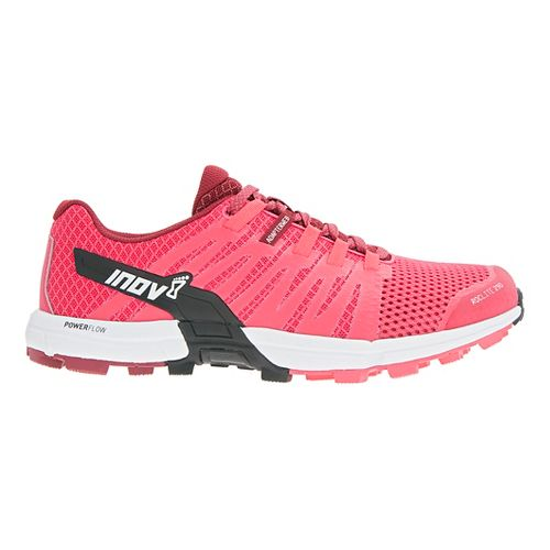 Womens Inov-8 Roclite 290 Trail Running Shoe - Pink/White 10.5