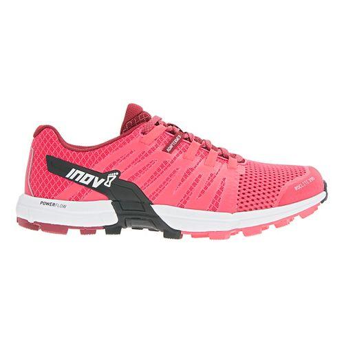 Womens Inov-8 Roclite 290 Trail Running Shoe - Pink/White 10.5