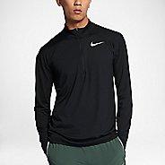 Mens Nike Dry Element Top Half-Zips & Hoodies Technical Tops - Black S