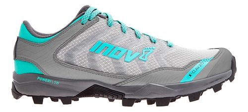 Womens Inov-8 X-Claw 275 Chill Trail Running Shoe - Grey/Teal 8.5