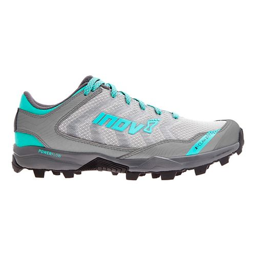 Womens Inov-8 X-Claw 275 Chill Trail Running Shoe - Grey/Teal 9.5