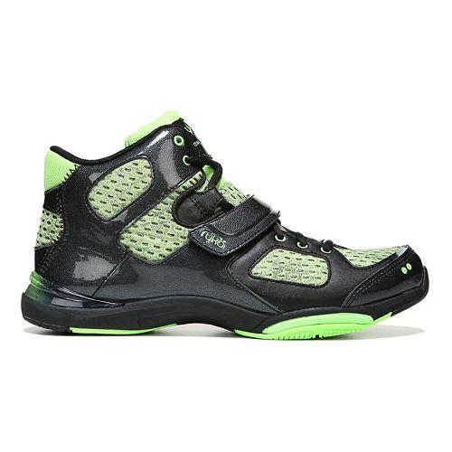Womens Ryka Tenacious Cross Training Shoe - Green/Lime 6