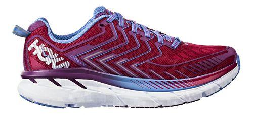 Womens Hoka One One Clifton 4 Running Shoe - Light Blue/Blue 5.5