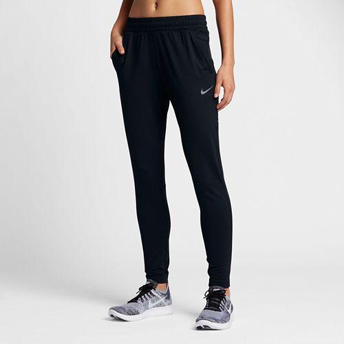 Womens Nike Dry Element Pants - Black XL
