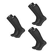 New Balance Elite Coolmax Crew 6 Pack Socks