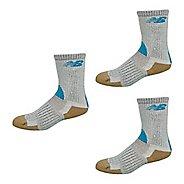 New Balance Technical Elite NBx Trail Crew 3 Pack Socks