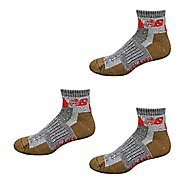 New Balance Technical Elite NBX Trail Quarter 3 Pack Socks