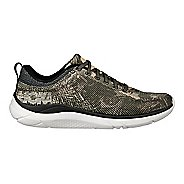 Mens Hoka One One Hupana Running Shoe - Black/Black 8.5