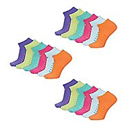 New Balance Lifestyle No Show 18 Pack Socks