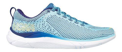 Womens Hoka One One Hupana Running Shoe - Light Blue/Blue 8
