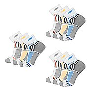 New Balance Performance Ankle 9 Pack Socks