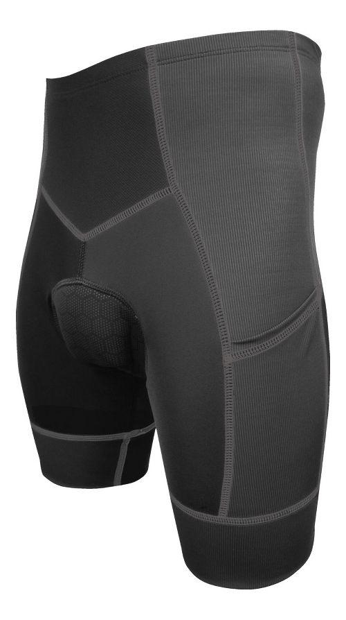 Mens De Soto 400-Mile Cycling Shorts - Black L