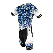 Mens De Soto Riviera FliSuit With Sleeves Triathlon Suits UniSuits