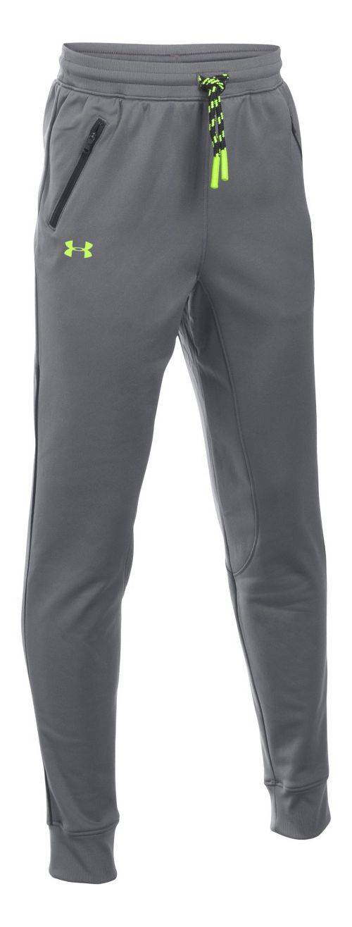Under Armour Boys Pennant Tapered Pants - Graphite YXL