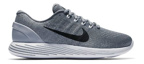 Mens Nike LunarGlide 9 Running Shoe - Grey 8.5