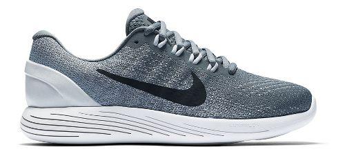 Womens Nike LunarGlide 9 Running Shoe - Grey 10.5