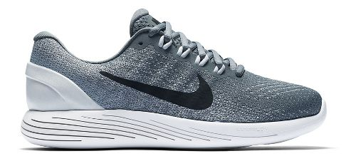 Womens Nike LunarGlide 9 Running Shoe - Grey 6