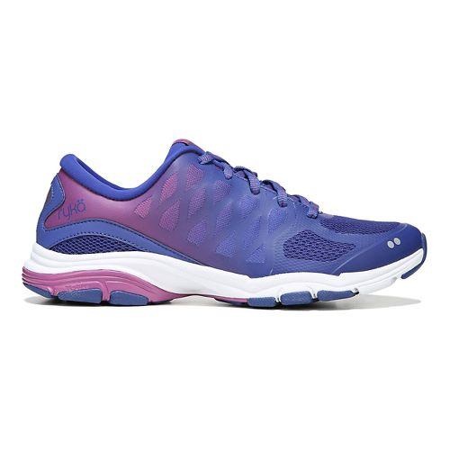Womens Ryka Vestiage RZX Casual Shoe - Navy/Pink 8.5