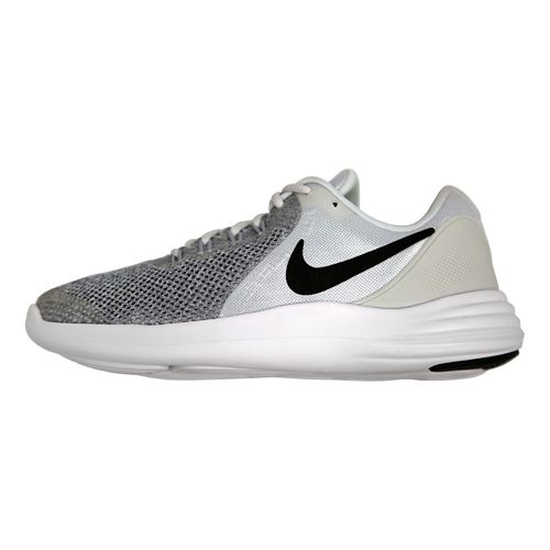 Kids Nike Lunar Apparent Running Shoe - Grey 3.5Y