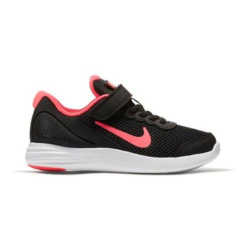 Kids Nike Lunar Apparent Running Shoe - Black/Pink 2Y