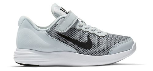 Kids Nike Lunar Apparent Running Shoe - Grey 2Y