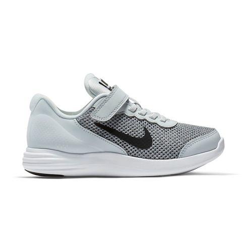Kids Nike Lunar Apparent Running Shoe - Grey 11C