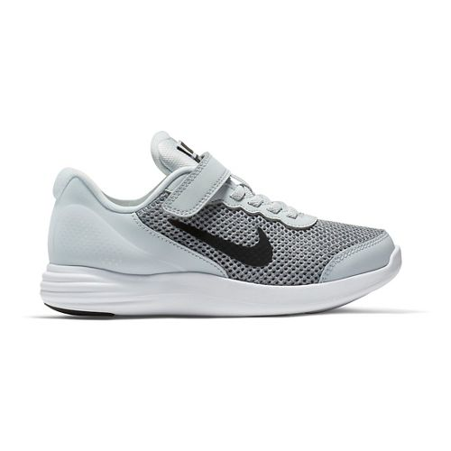 Kids Nike Lunar Apparent Running Shoe - Grey 12C