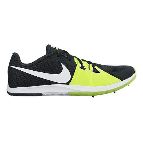 Mens Nike Zoom Rival XC Cross Country Shoe - Black/Volt 10