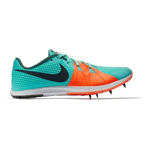 Womens Nike Zoom Rival XC Cross Country Shoe - Turquoise/Crimson 9