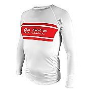 Mens De Soto Skin Cooler Long Sleeve Technical Tops