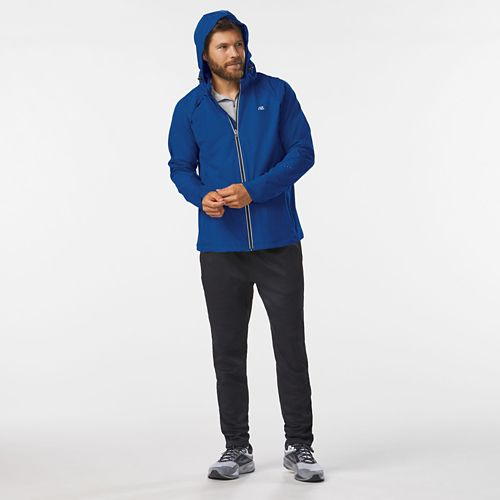 Mens R-Gear Vent It Out Running Jackets - Cobalt L