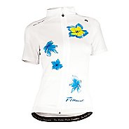Womens De Soto Bike Jersey Short Sleeve Technical Tops